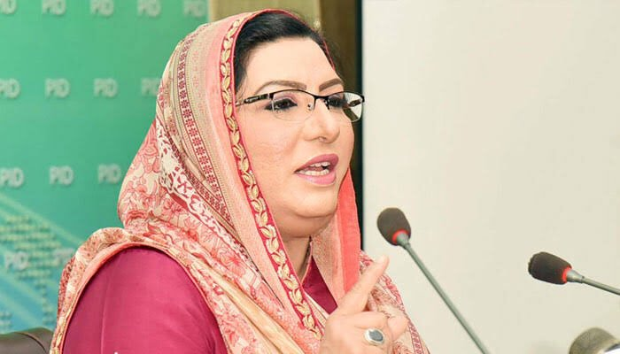 Committee formed to reexamine the laws to deal with fake news on social media: Dr. Firdous Ashiq Awan