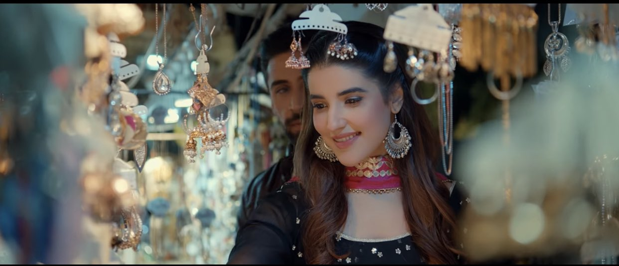 Hareem Farooq's new film 'Heer man Ja' trailer is LIVE now