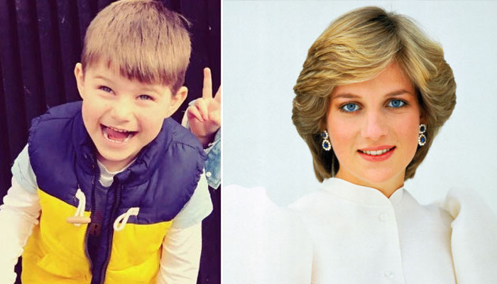 A 4-year-old boy claims that he is Princess Diana's reincarnation