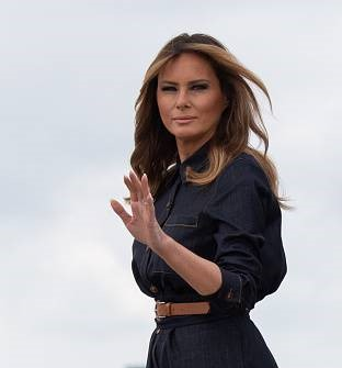 Melania Trump shares delight over ImranKhan visit to White house