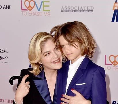 Selma Blair thought of herself as an embarrassment to her son