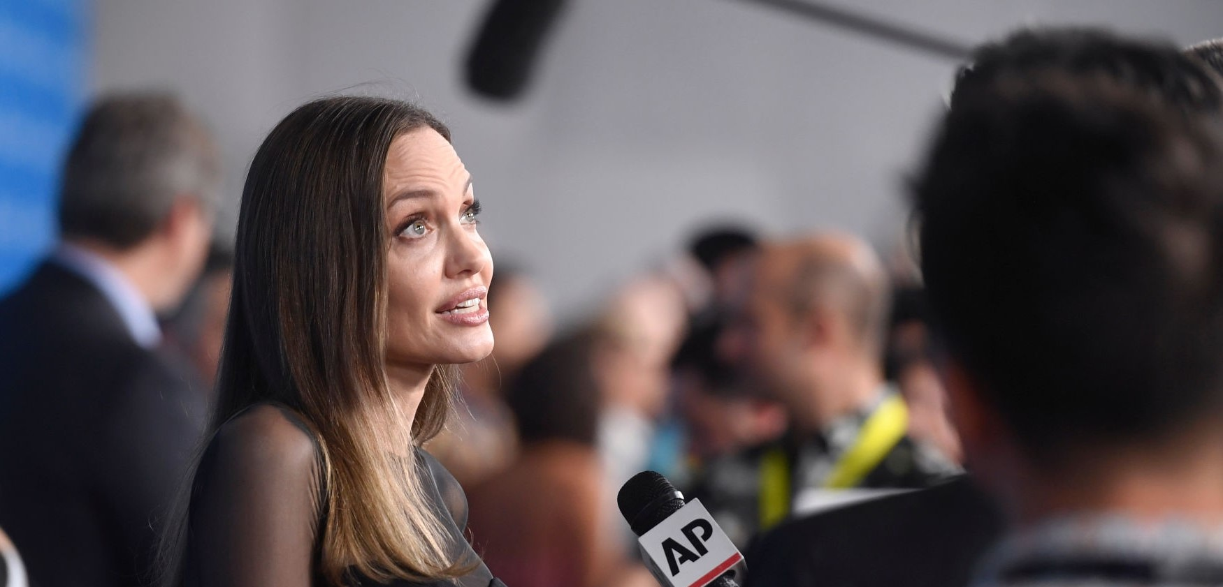 Angelina Jolie speaks up against the wrong perception of media about Hollywood's women