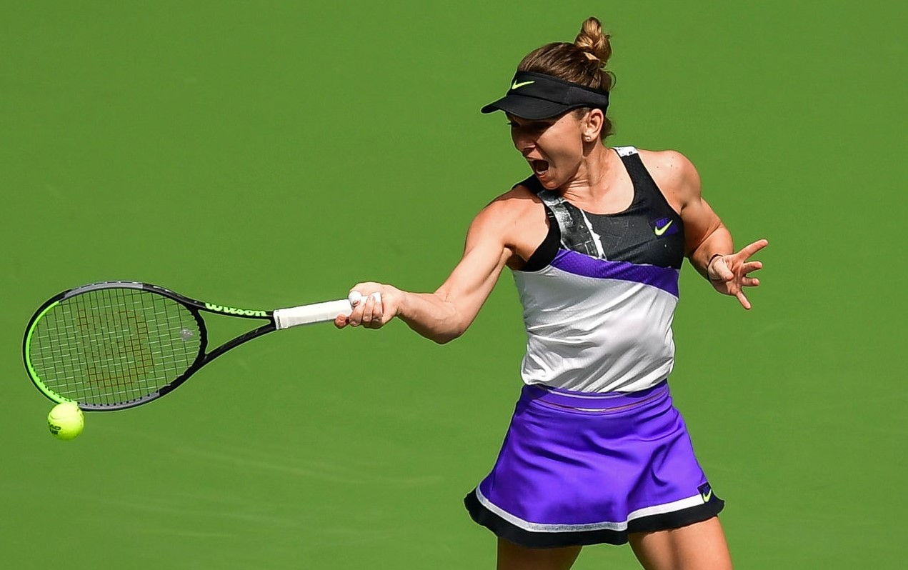 Simona Halep announced to participate in china open despite back pain