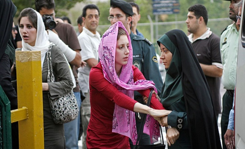 The Iranian regime continues to suppress women