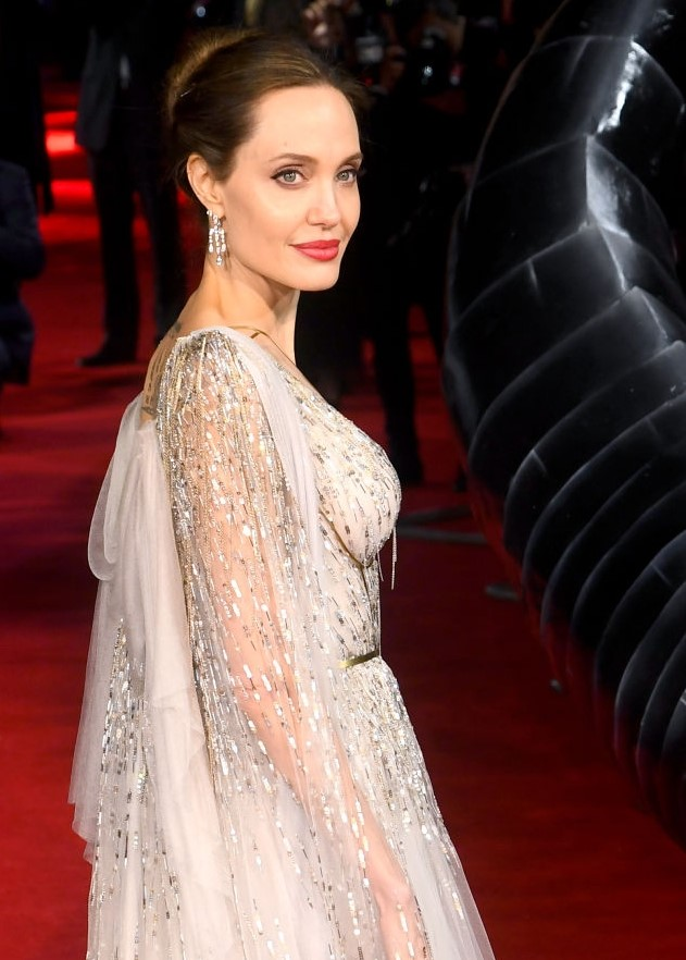 Angelina Jolie talk about how her separation with Brad left her heartbroken