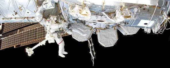 First all-women spacewalk scheduled to take place in October