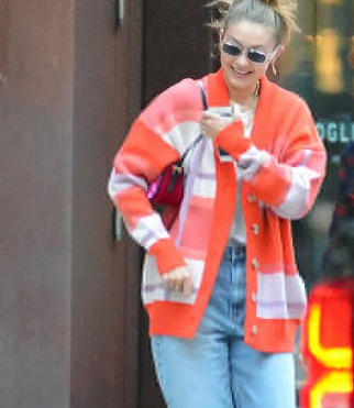Gigi Hadid stepped out looking stunning after her breakup