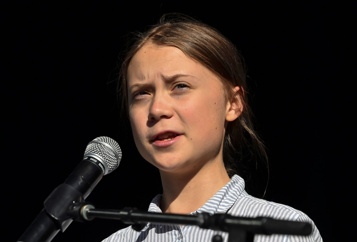 Greta Thunberg is the top favorite nominee to win Nobel peace prize