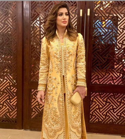 Mehwish Hayat talks about her upcoming role in a film on Benazir Bhutto's life