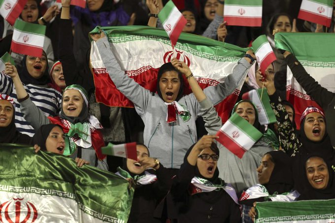 FIFA assures that Iranian women will be in the stands to cheer on their home team
