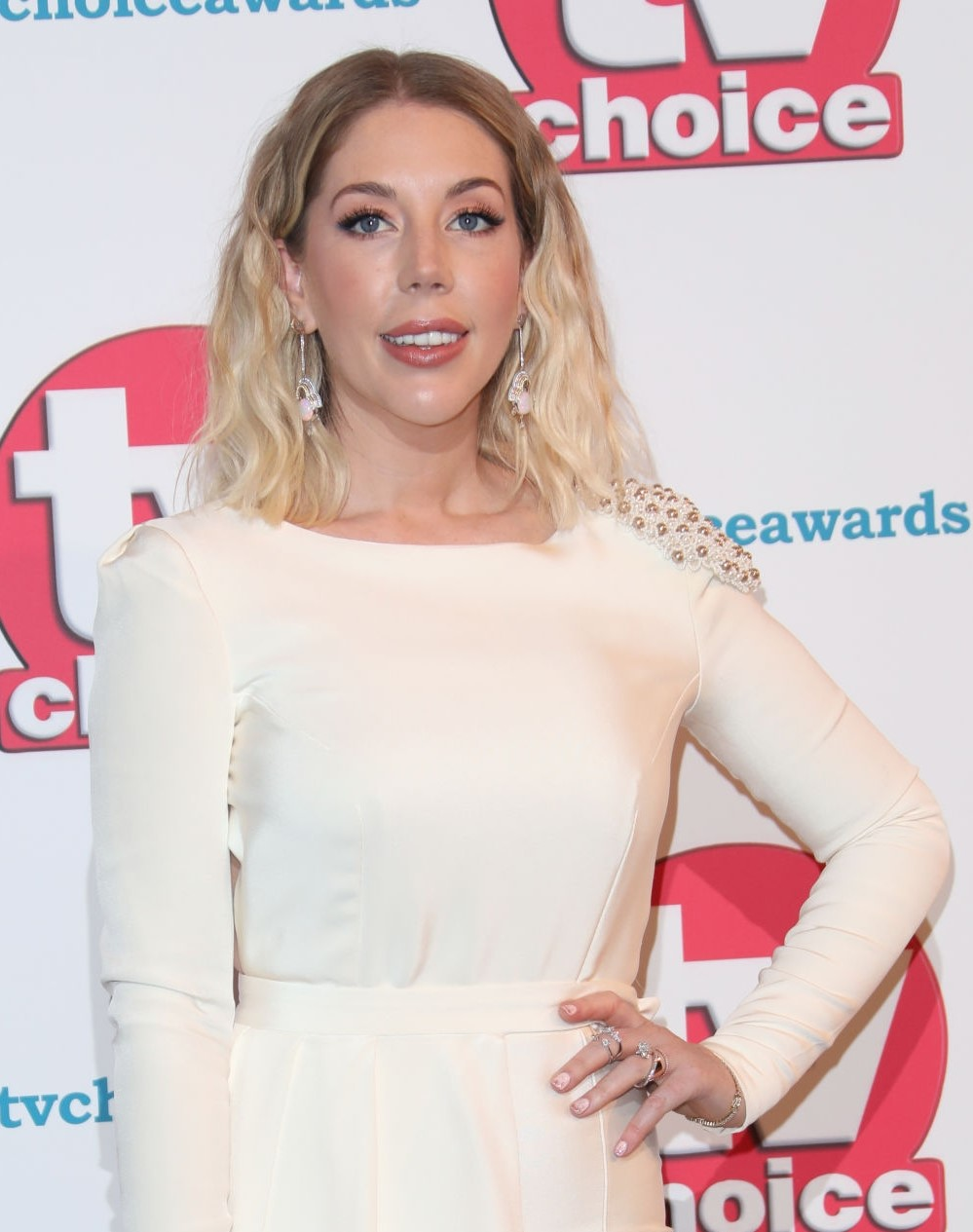Katherine Ryan robbed by a masked man in her home