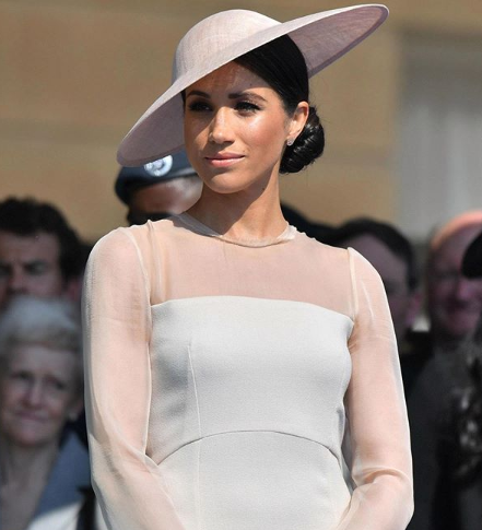Meghan confessed she found it hard to cope since her marriage
