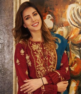 Ministry of human rights appoint Mehwish Hayat as a goodwill ambassador for the rights of girl child