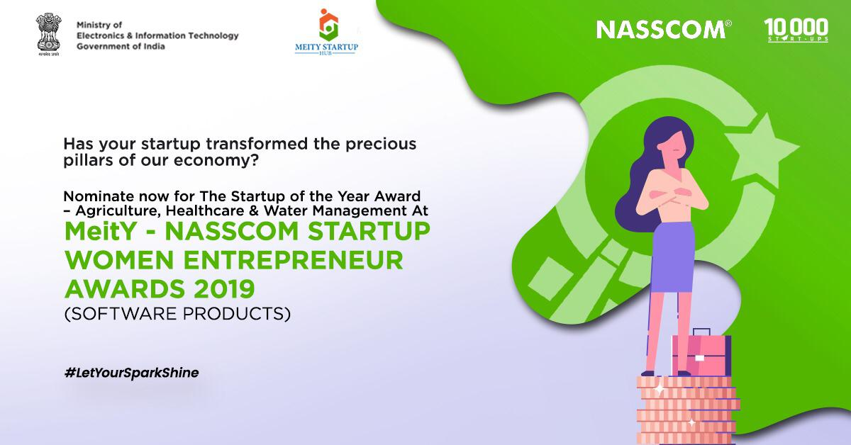 Women entrepreneurs in software product to be awarded by MEITY