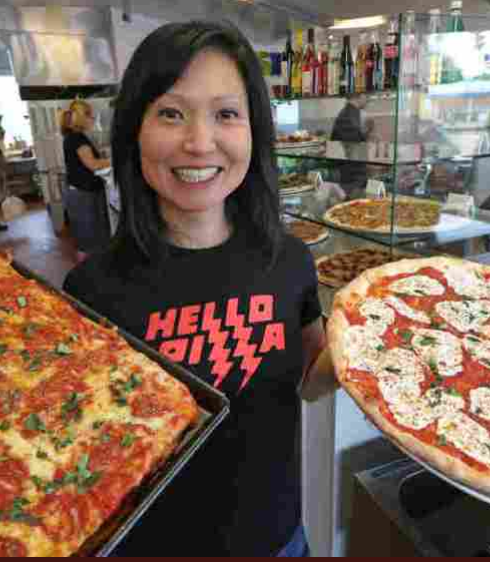 Women are Stepping Up and Making a Mark in the Pizza Making Industry