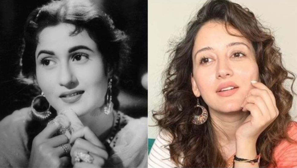 Priyanka the lookalike of Madhubala takes the internet by storm