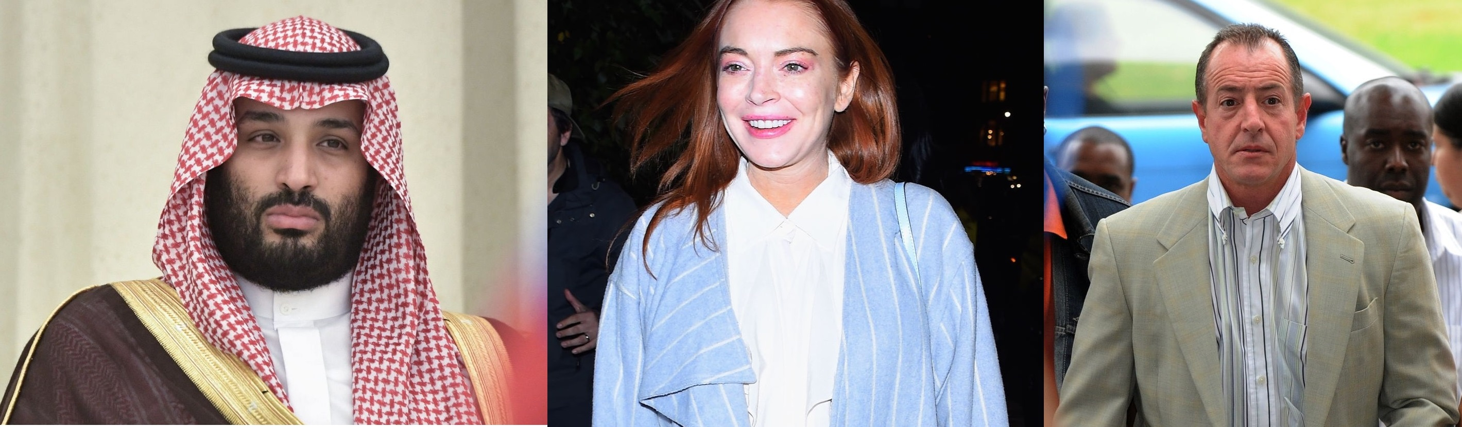 Lindsey Lohan's dad denied the romantic relationship of his daughter with Prince Salman