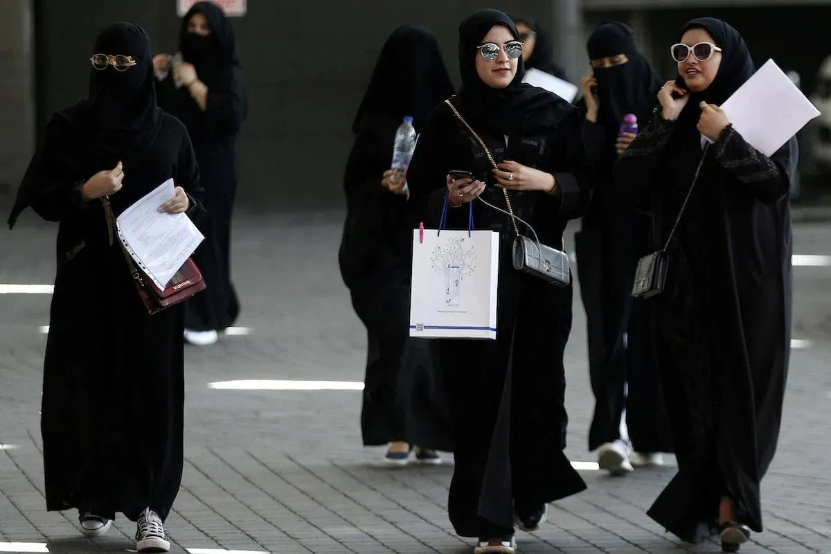 Saudi Ministry of Defense announced opening the gate for females in military jobs