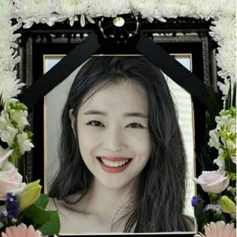 Sulli k-pop star reportedly committed suicide at 25