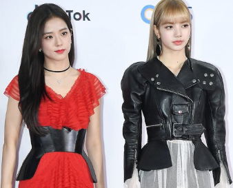 Blackpinks Jisoo shows adorable support for Lisa's new dance video