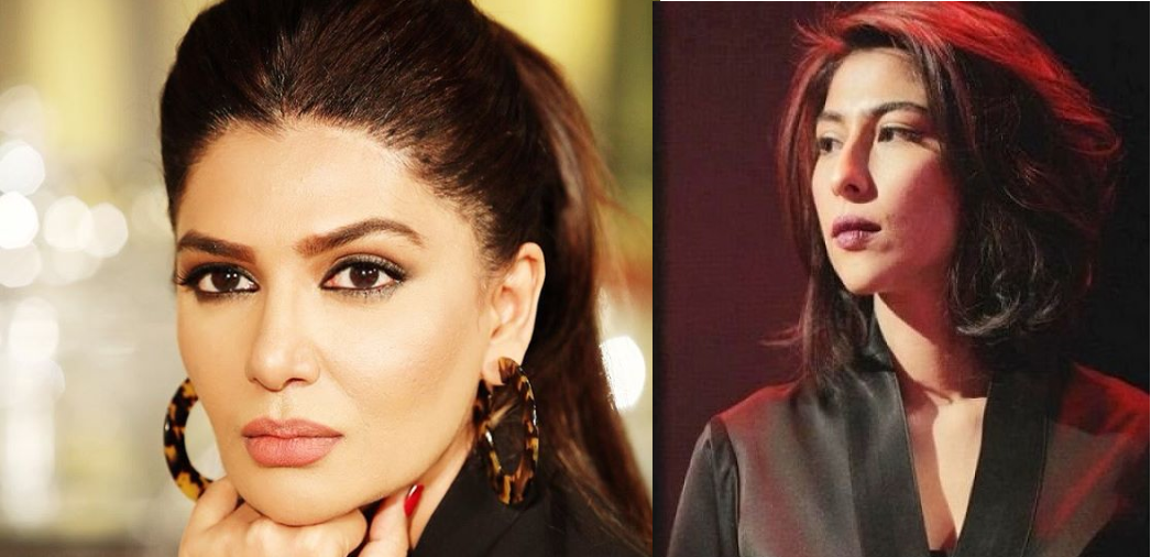 Actress Iffat Omer stepped out in Favor of Meesha Shafi