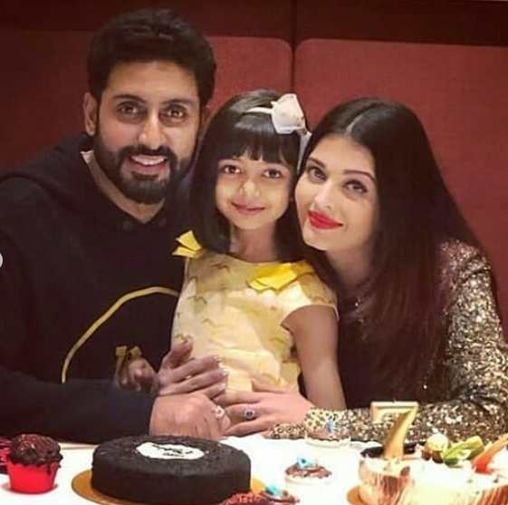 Aishwariya Rai Bachan Criticized for Putting Makeup on Her Daughter