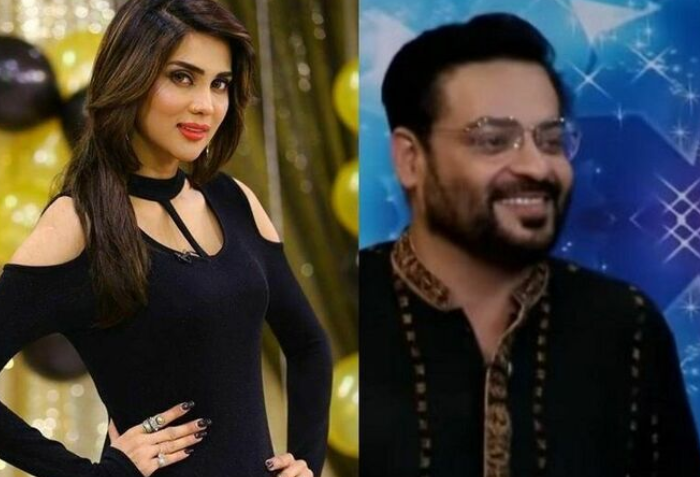 Fiza Ali revealed Amir Liaquat proposed her in front of his wife