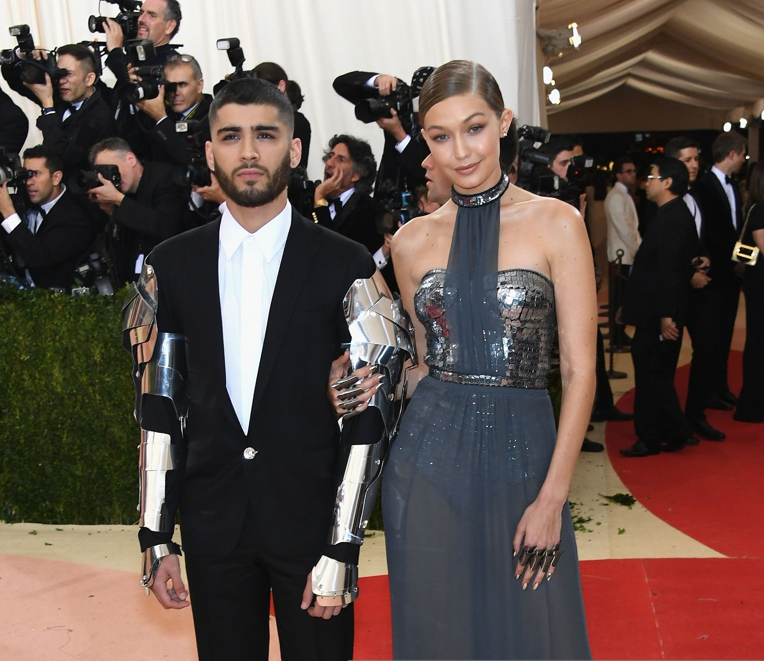 Gigi Hadid and Zayn Malik become center of attention for their On and off relationship