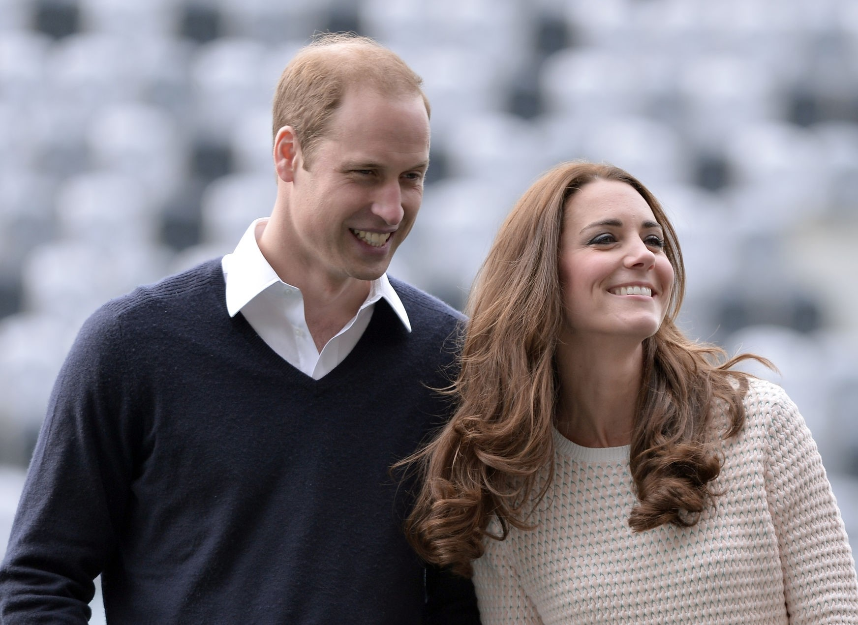 Duke and Duchess of Cambridge meet the sufferers of Grenfell and Westminster bridge attack