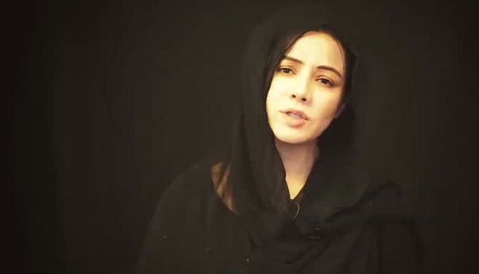 Rai Pirzada released her detailed video after her leaked video went viral