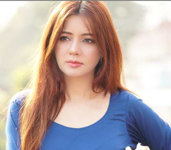 Rabi Pirzada filed a complaint under FIA cybercrime wing regarding her leaded video