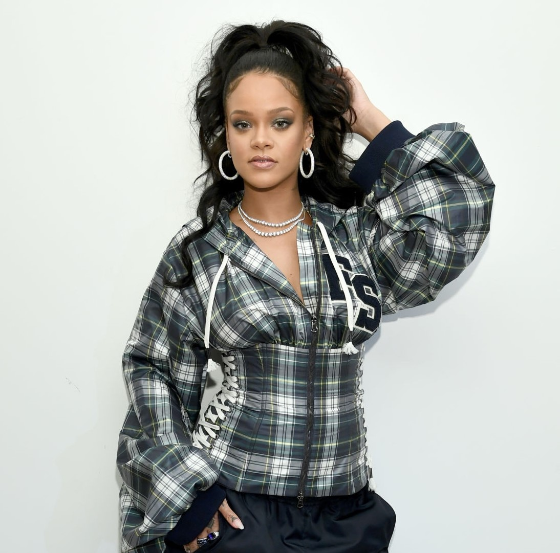 Rihanna opened up about her struggle after an 'overwhelming' year