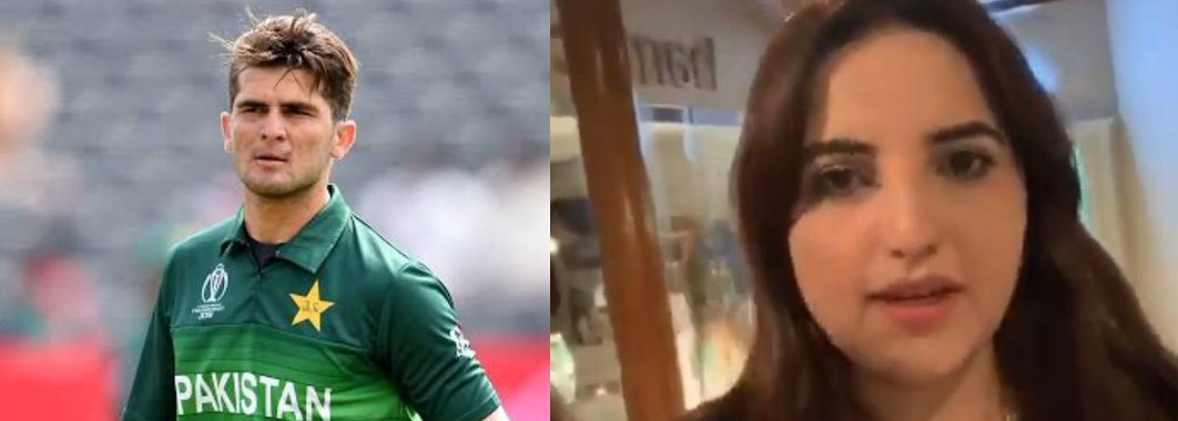 Hareem Shah herself clarifies she didn't leak video of Shaheen Afridi