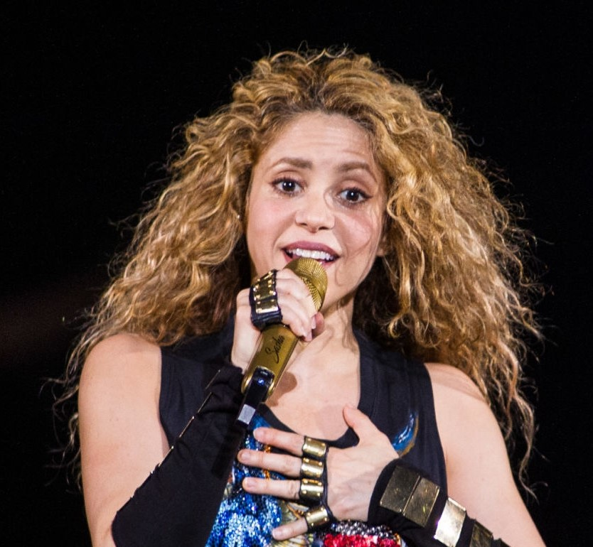 Shakira disclosed that losing voice was the saddest moment for her