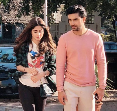 Sajal Aly and Ahad Raza expected to tie the knot in 2020
