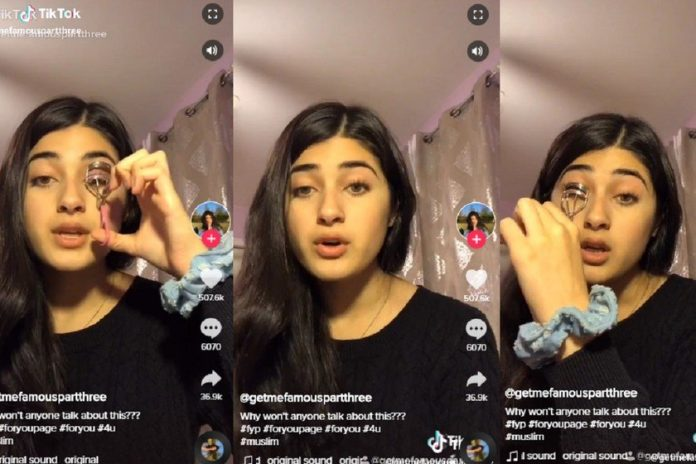 TikTok unblock 17-year-old US teen who lashes out at China's therapy of Uighurs