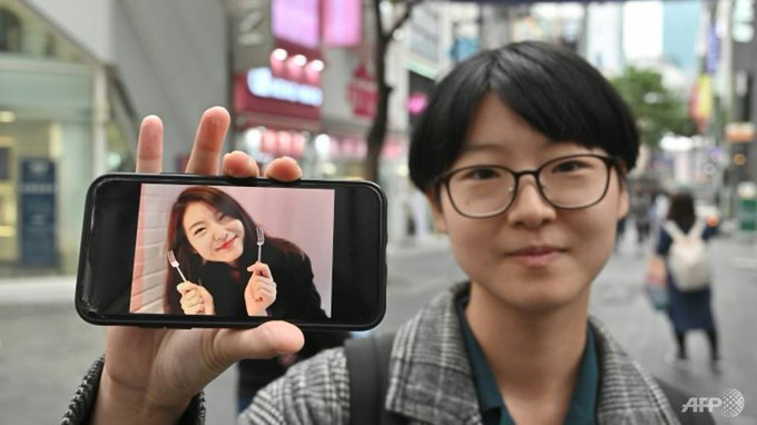 #NoMarrige Movement: South Korean women pledge to never date or get married