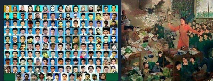16 December 2014: Remembering martyrs of Army public school
