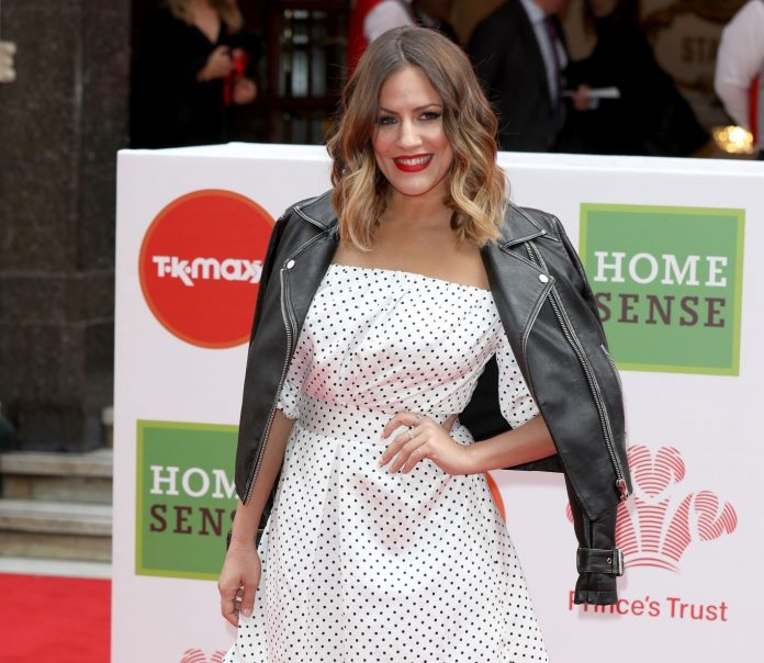 Caroline Flack's neighbor slammed her for partying too much and having noisy arguments