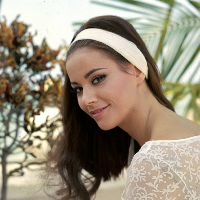 Claudine Auger passed away at the age of 78