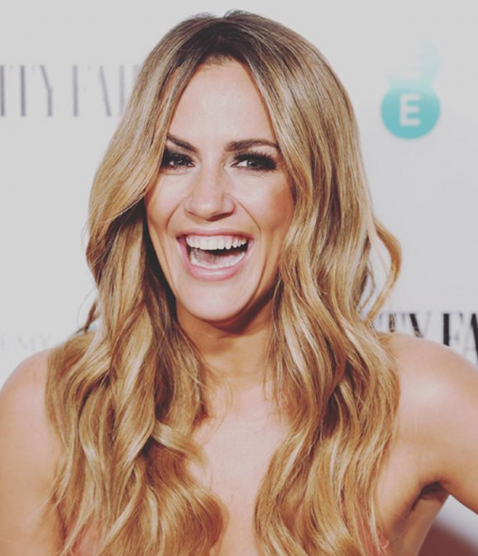 Caroline Flack decides not to remain silent and breaks social media silence with Christmas message