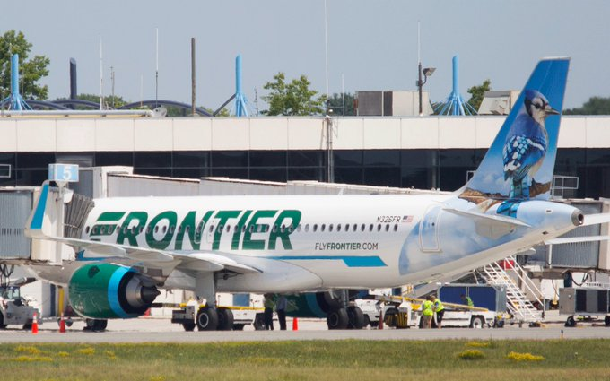 Frontier Airlines ignored appeal for help after sexual assaults, two female passengers say