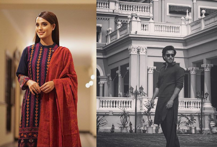 Iqra Aziz and Feroze khan pair up for Khuda Aur Muhabbat Season 3