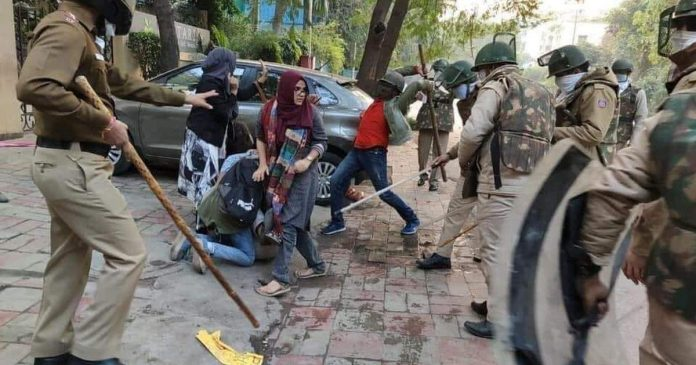 Sheroes of Jamia: Female students who saved a fellow friend from Delhi police brutality