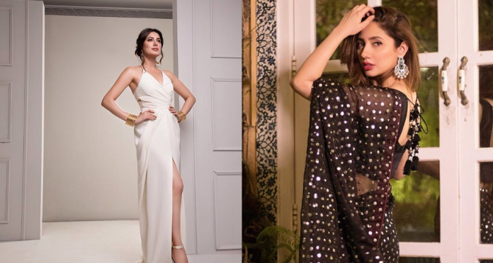 Mahira khan and Mehwish Hayat claimed a spot in 'Top 10 sexiest Asian women'