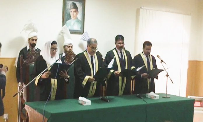 Islamabad High Court finally got its first female judge