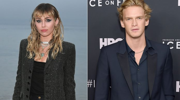 Miley Cyrus and Cody Simpson spent their major holiday together amid breakup rumors