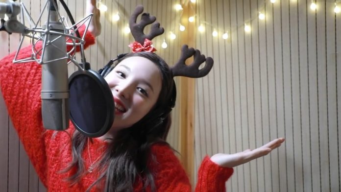 TWICE's Nayeon released the cover of 'Santa Tell Me'
