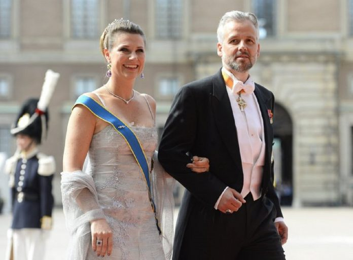 Ex-husband of Norway's Princess Martha Louise died by suicide