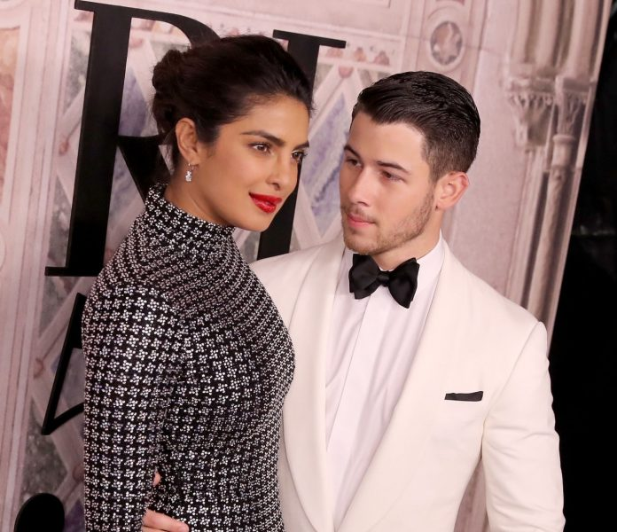 Priyanka and Nick celebrated their one year of togetherness